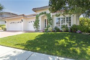 Photo of 1768 SANDCROFT Street, Lake Sherwood, CA 91361 (MLS # 218009096)