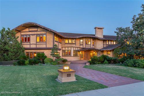 Photo of 1330 HILLCREST Avenue, Pasadena, CA 91106 (MLS # 819005096)