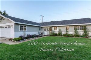 Photo of 200 North WAKE FOREST Avenue, Ventura, CA 93003 (MLS # 218004097)