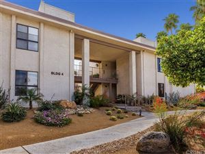 Photo of 1150 East East PALM CANYON Drive #25, Palm Springs, CA 92264 (MLS # SR18064097)