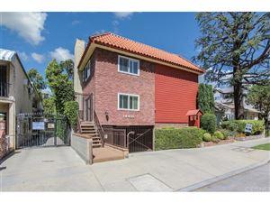 Photo of 14435 BENEFIT Street #3, Sherman Oaks, CA 91423 (MLS # SR18089097)