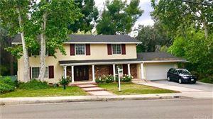 Photo of 19348 WELLS Drive, Tarzana, CA 91356 (MLS # SR19088097)