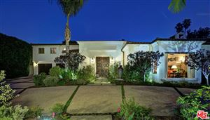 Photo of 710 North REXFORD Drive, Beverly Hills, CA 90210 (MLS # 18300098)