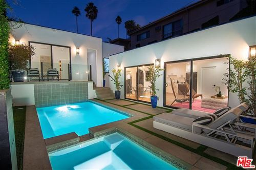 Photo of 7728 HAMPTON Avenue, West Hollywood, CA 90046 (MLS # 19523098)