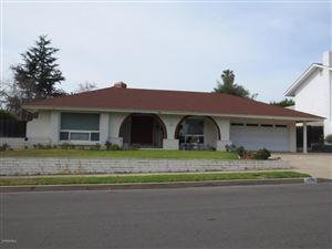Photo of 1475 North CALLE LA CUMBRE, Camarillo, CA 93010 (MLS # 218001099)