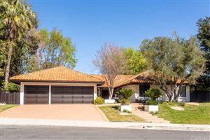 Photo of 19557 BRAEWOOD Drive, Tarzana, CA 91356 (MLS # SR19061099)