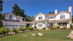 Photo of 1374 FALLING STAR Avenue, Westlake Village, CA 91362 (MLS # SR19073099)