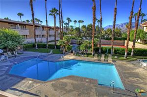 Photo of 470 South CALLE ENCILIA #B8, Palm Springs, CA 92262 (MLS # 17228080PS)