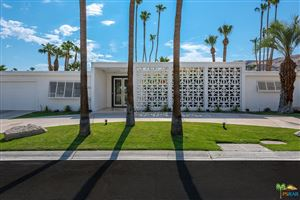 Photo of 2420 South ALHAMBRA Drive, Palm Springs, CA 92264 (MLS # 17249980PS)