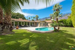 Photo of 1650 East MESQUITE Avenue, Palm Springs, CA 92264 (MLS # 17254560PS)