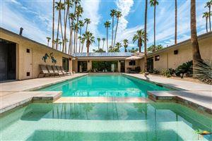 Photo of 1441 South MANZANITA Avenue, Palm Springs, CA 92264 (MLS # 17256500PS)