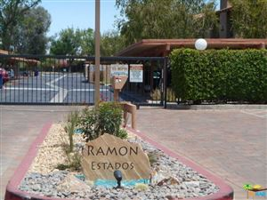 Photo of 1050 East RAMON Road #83, Palm Springs, CA 92264 (MLS # 17262690PS)