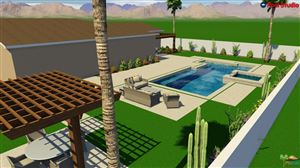 Photo of 2144 East ROGERS Road, Palm Springs, CA 92262 (MLS # 17268890PS)