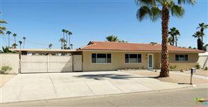 Photo of 266 North SATURMINO Drive, Palm Springs, CA 92262 (MLS # 17271290PS)