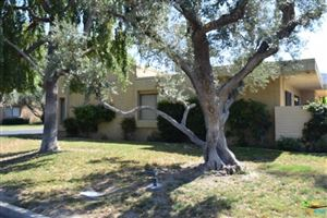 Photo of 5336 LOS COYOTES Drive, Palm Springs, CA 92264 (MLS # 17276010PS)
