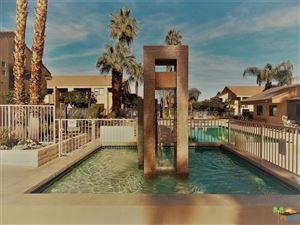 Photo of 605 East AMADO Road #623, Palm Springs, CA 92262 (MLS # 17278020PS)