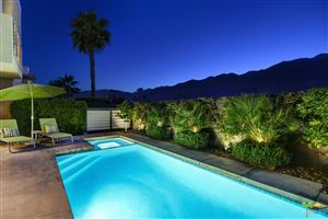 Photo of 1456 East BARISTO Road, Palm Springs, CA 92262 (MLS # 17280570PS)