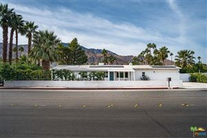 Photo of 1185 North AVENIDA CABALLEROS, Palm Springs, CA 92262 (MLS # 17290640PS)