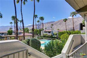 Photo of 1150 East AMADO Road #20D2, Palm Springs, CA 92262 (MLS # 17293050PS)