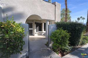 Photo of 1150 East AMADO Road #16C1, Palm Springs, CA 92262 (MLS # 17293440PS)