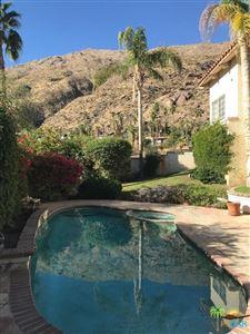 Photo of 355 RIDGE Road, Palm Springs, CA 92264 (MLS # 17295960PS)