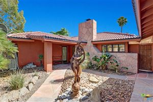 Photo of 1263 East TACHEVAH Drive, Palm Springs, CA 92262 (MLS # 18322760PS)
