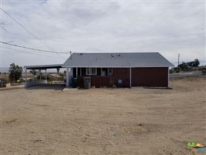 Photo of 5376 ADOBE Road, 29 Palms, CA 92277 (MLS # 18322890PS)