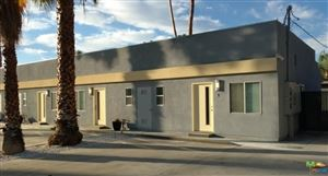 Photo of 981 East PAROCELA Place #2, Palm Springs, CA 92264 (MLS # 18337440PS)