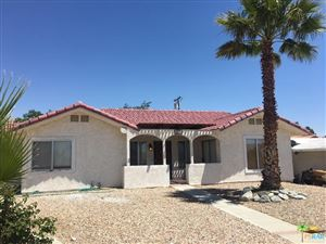 Photo of 9270 WEST Drive, Desert Hot Springs, CA 92240 (MLS # 18343880PS)