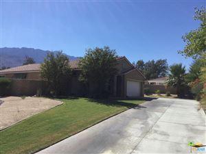 Photo of 3651 WESTERN SKY Way, Palm Springs, CA 92262 (MLS # 18346480PS)