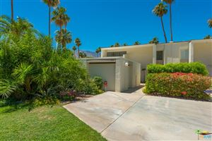 Photo of 3415 ANDREAS HILLS Drive, Palm Springs, CA 92264 (MLS # 18348280PS)