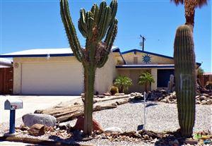 Photo of 13380 QUINTA Way, Desert Hot Springs, CA 92240 (MLS # 18355790PS)