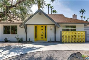 Photo of 1266 South FARRELL Drive, Palm Springs, CA 92264 (MLS # 18362120PS)