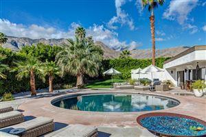 Photo of 485 West SANTA ELENA Road, Palm Springs, CA 92262 (MLS # 18389720PS)