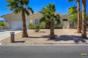 Photo of 9631 CONGRESSIONAL Road, Desert Hot Springs, CA 92240 (MLS # 18399160PS)
