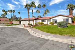 Photo of 1250 East CALETA Way, Palm Springs, CA 92262 (MLS # 19421940PS)