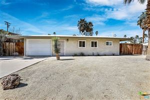 Photo of 37601 PALO VERDE Drive, Cathedral City, CA 92234 (MLS # 19444080PS)