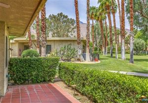 Photo of 2440 South OAKCREST Drive, Palm Springs, CA 92264 (MLS # 19466660PS)