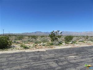 Photo of 0 DAVE Avenue, Desert Hot Springs, CA 92240 (MLS # 19468780PS)