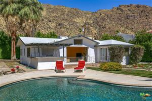 Photo of 231 South LUGO 231 Road, Palm Springs, CA 92262 (MLS # 19470860PS)