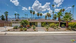 Photo of 1377 South SAN JOAQUIN Drive, Palm Springs, CA 92264 (MLS # 19485650PS)