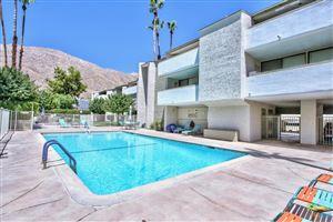 Photo of 251 East LA VERNE Way #D, Palm Springs, CA 92264 (MLS # 19490100PS)