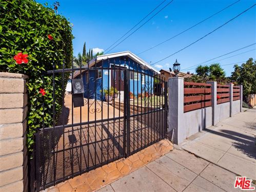 Photo of 3459 PLATA Street, Los Angeles , CA 90026 (MLS # 20560100)