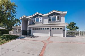 Photo of 16847 NANETTE Street, Granada Hills, CA 91344 (MLS # SR19165100)