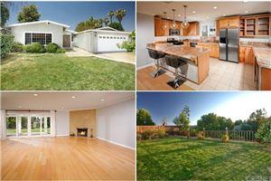 Photo of 7131 HELMSDALE Road, West Hills, CA 91307 (MLS # SR19184100)