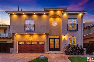 Photo of 1422 South CREST Drive, Los Angeles , CA 90035 (MLS # 18340102)