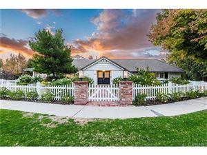Photo of 4909 ENCINO Terrace, Encino, CA 91316 (MLS # SR18297103)
