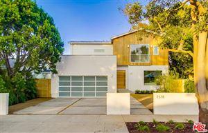 Photo of 1518 GLENAVON Avenue, Venice, CA 90291 (MLS # 17268104)