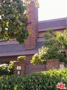 Photo of 4631 ALLA Road #2, Marina Del Rey, CA 90292 (MLS # 18408104)