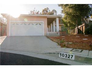 Photo of 10327 FARMINGTON Avenue, Sunland, CA 91040 (MLS # SR18037104)